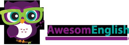 awesomenglish.de Logo
